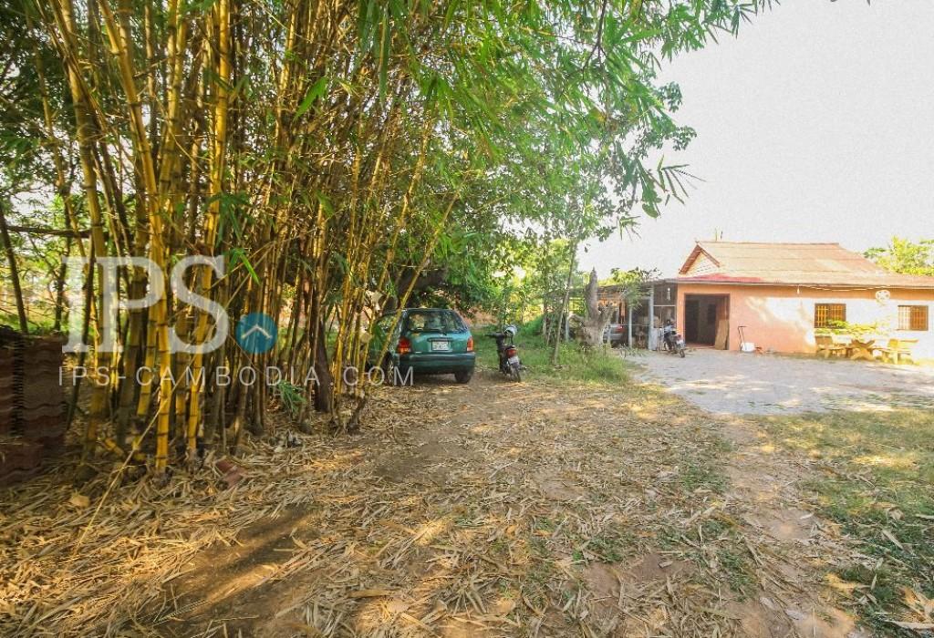 Siem Reap Land for Sale - 2957 m2