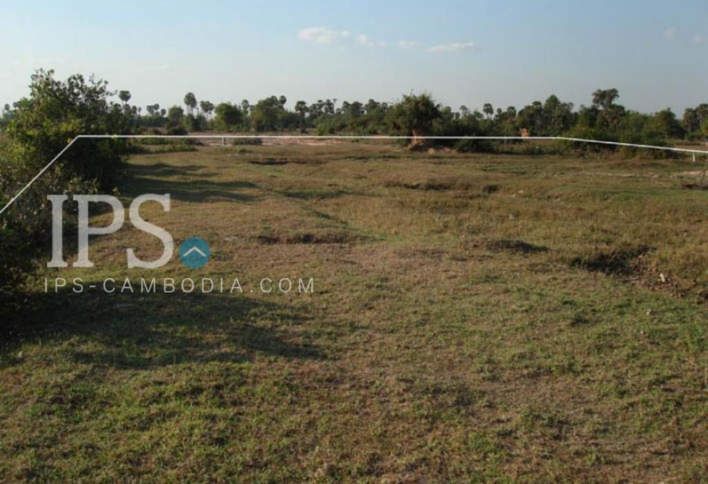 Land for Sale - Sambour district