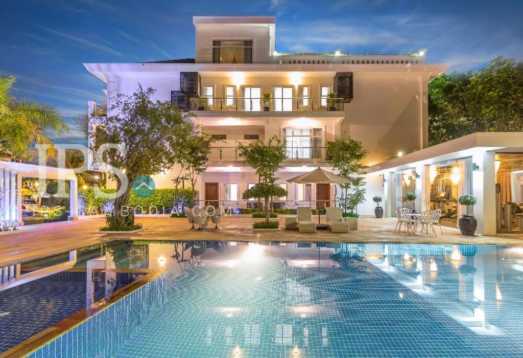 1 Bedroom Luxury Apartment - Siem Reap