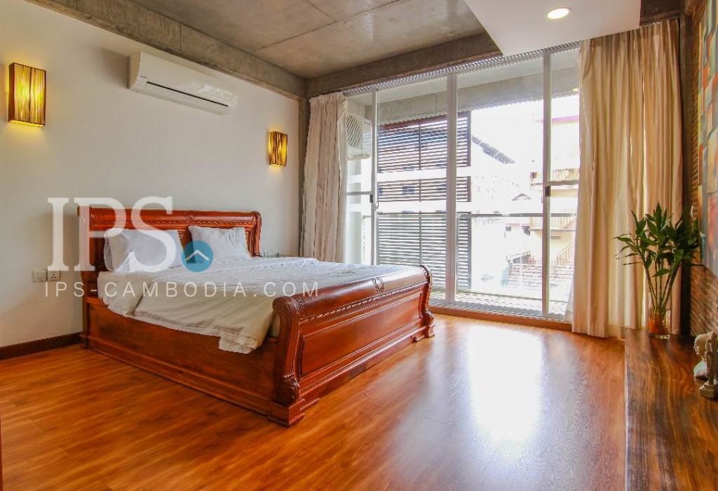Studio Apartment for Rent in Phnom Penh - Toul Kork