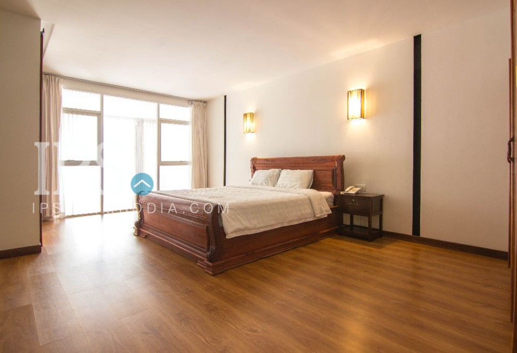 1 Bedroom Duplex ApartmentFor Rent - Toul Kork  thumbnail