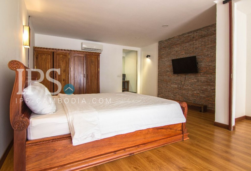 1 Bedroom Duplex ApartmentFor Rent - Toul Kork