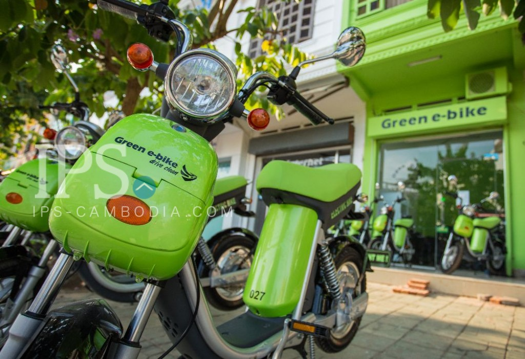 Profitable E-bike Rental Business For Sale - Pub Street, Siem Reap