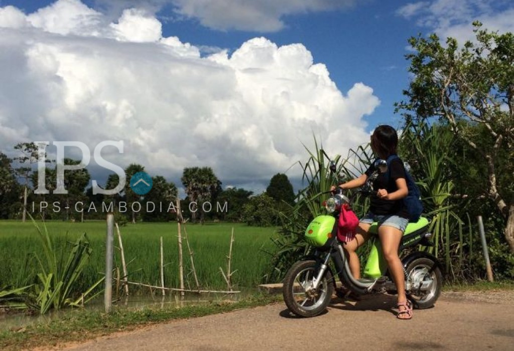 Profitable E-bike Rental Business For Sale - Pub Street, Siem Reap