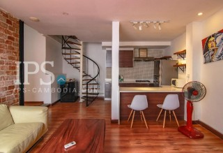 2 Bedroom Flat Duplex For Rent - Riverside, Phnom Penh
