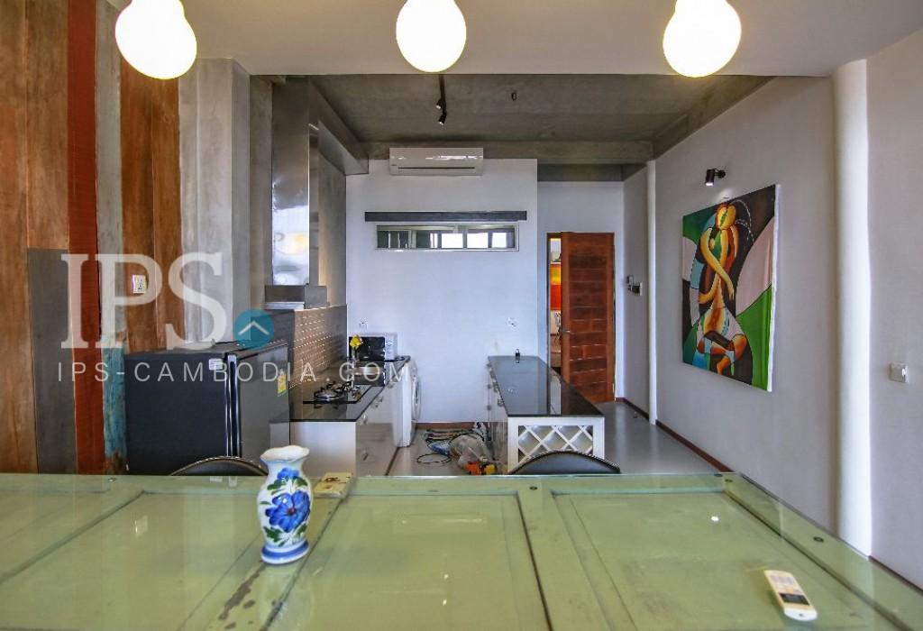 1 Bedroom Duplex Apartment for Rent - Riverside