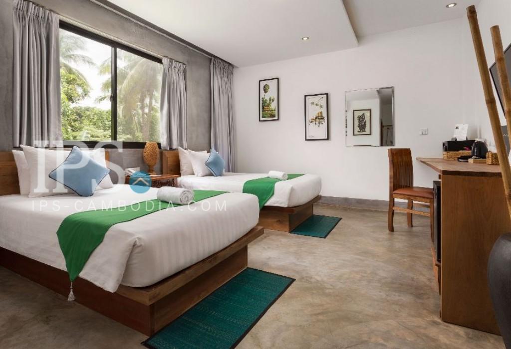 16 Bedroom Boutique for Rent in Siemreap