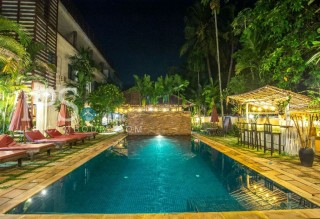 16 Bedroom Boutique for Rent in Siemreap