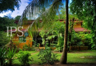 * Land selling at low price * Huge landscaped property with western-built villas and bungalows thumbnail