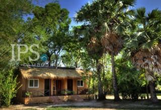 Western-built Villas and Bungalows For Rent - Svay Dangkum, Siem Reap thumbnail
