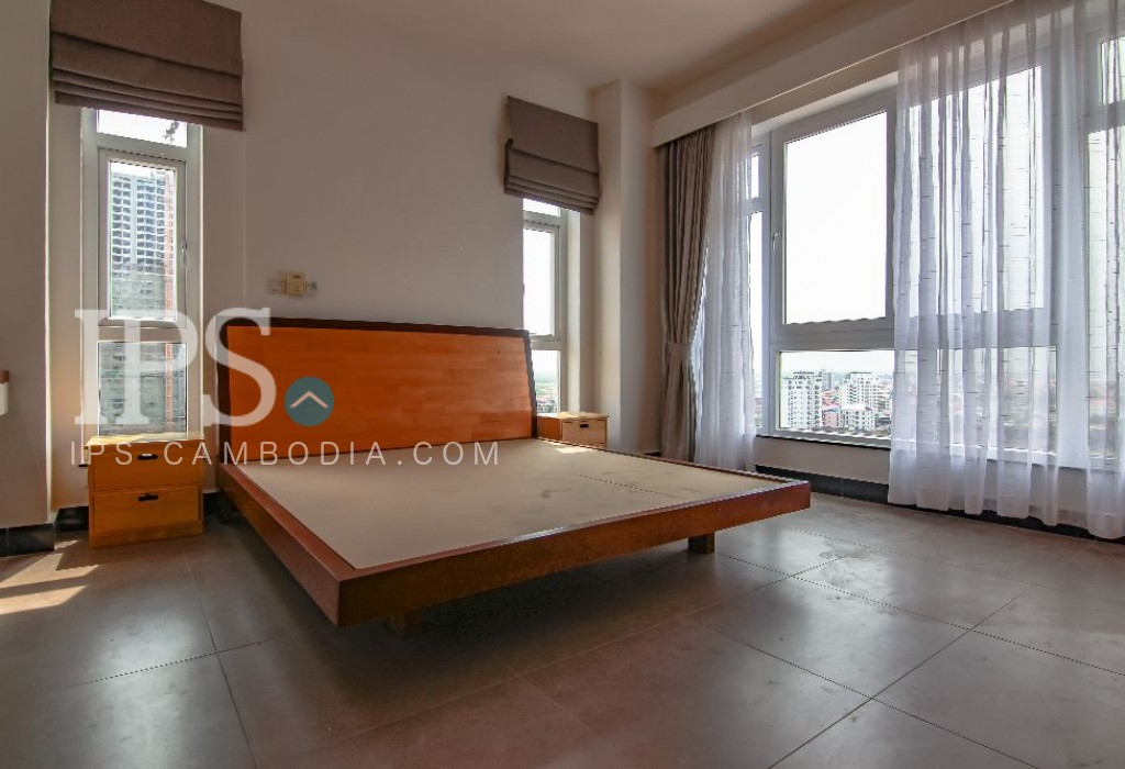 4-Bedroom Apartment for Rent  | Tonle Bassac