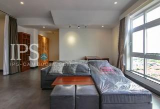 Serviced Studio Flat for Rent - Tonle Bassac