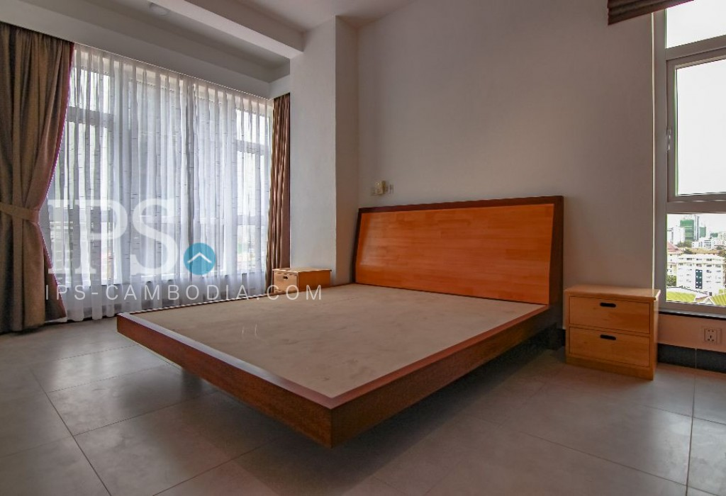 Serviced Apartment for Rent - 2 Bedrooms Tonle Bassac