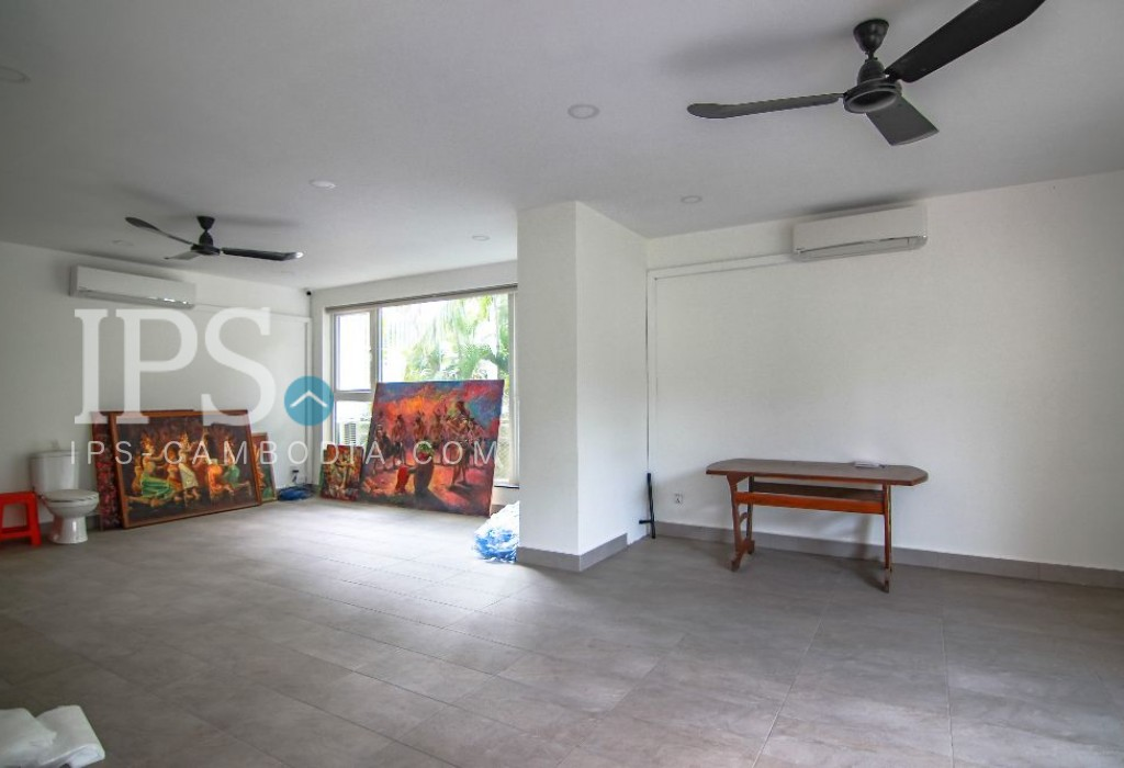 Tonle Bassac -  Office Space for Rent