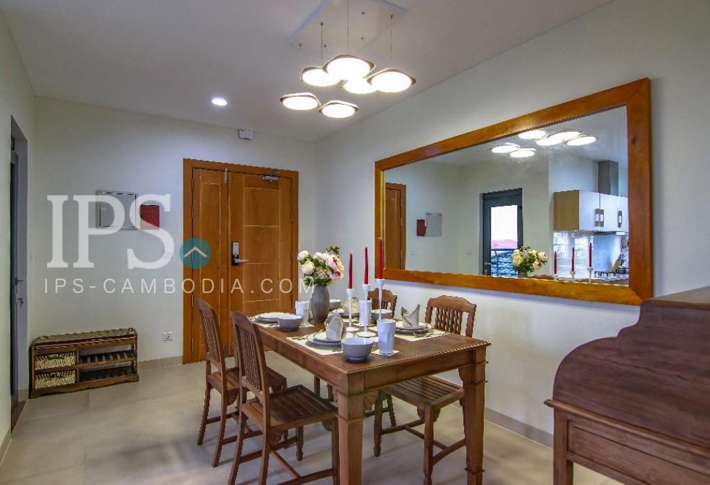 Brand New 1 Bedroom Apartment for Rent - Chroy Changva