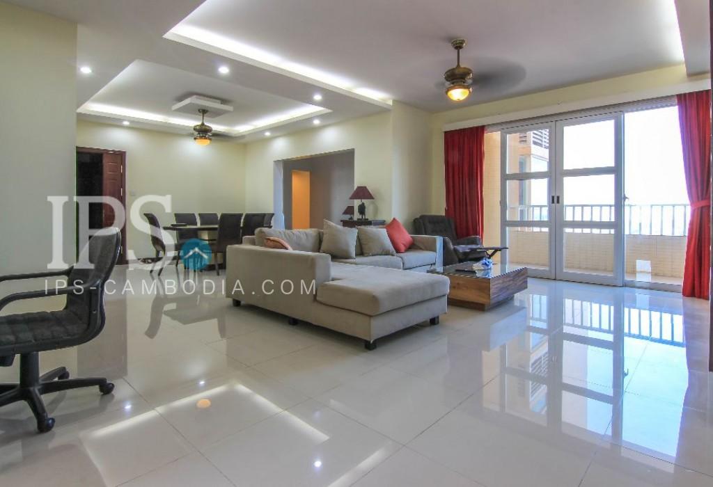 5 Bedrooms For Rent In Tonle Bassac