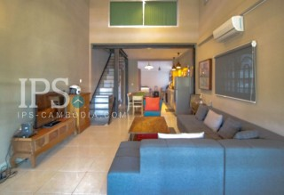 1 Bedroom Apartment with Mezzanine Bedroom for Sale - BKK3