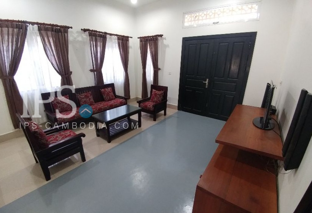 Svay Dangkum - 3 Bedroom Villa for Rent