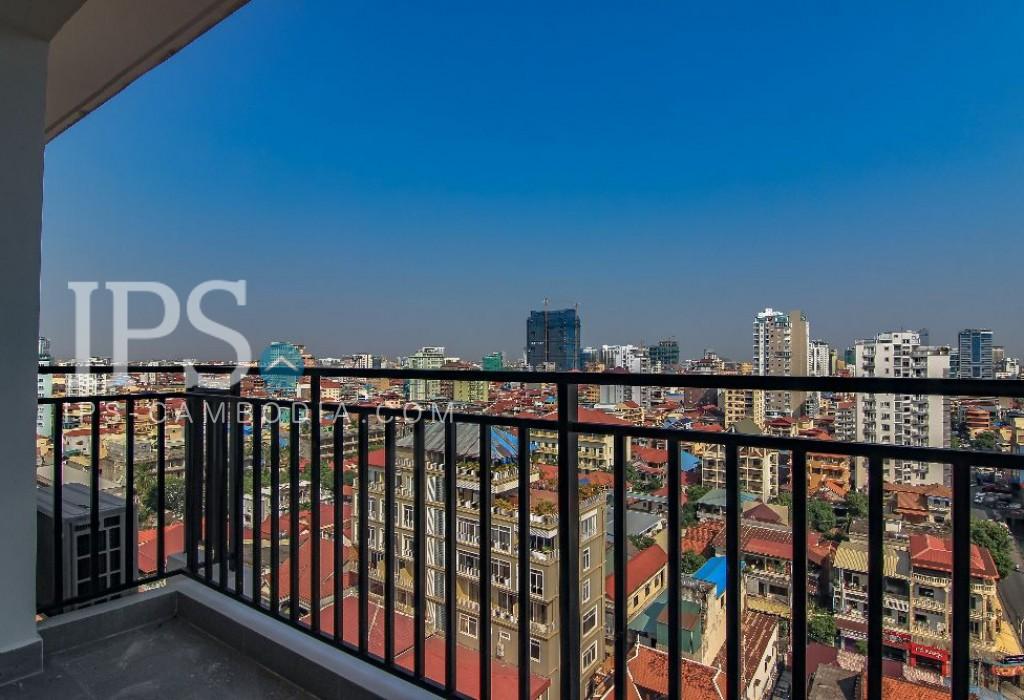 3 Bedroom Duplex Penthouse Apartment for Rent - BKK3