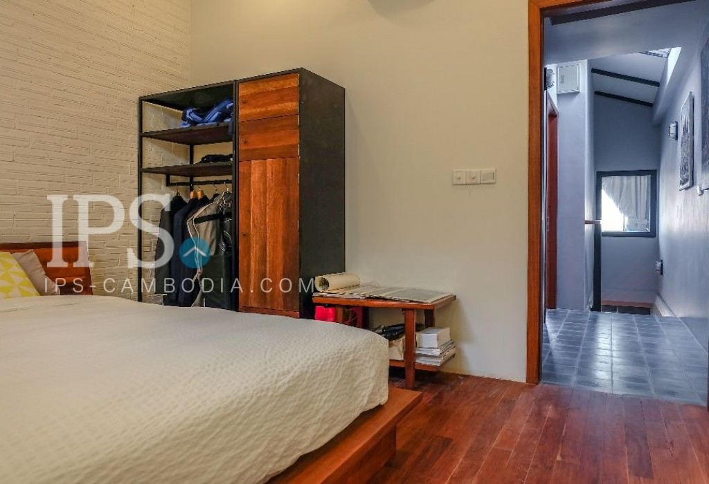 2 Bedroom Duplex Apartment for Sale - Wat Phnom