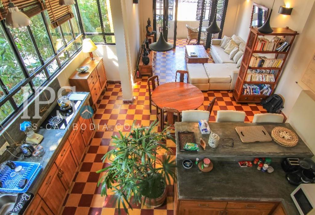 2 Bedroom Apartment For Rent - BKK3