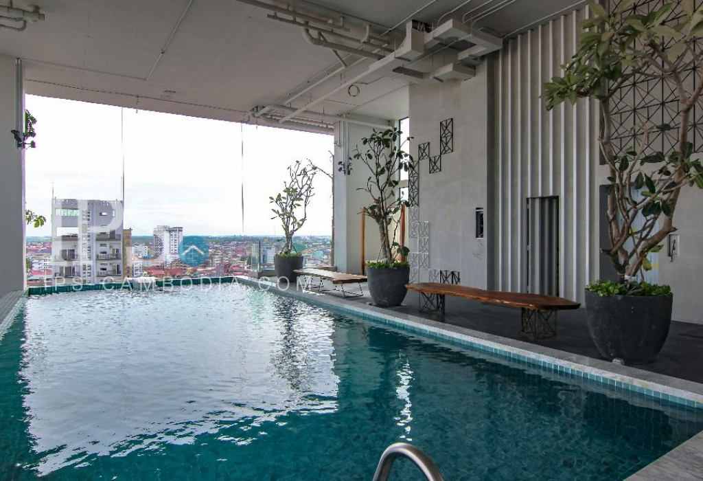 2 Bedroom Serviced Apartment for Rent - Russian Market