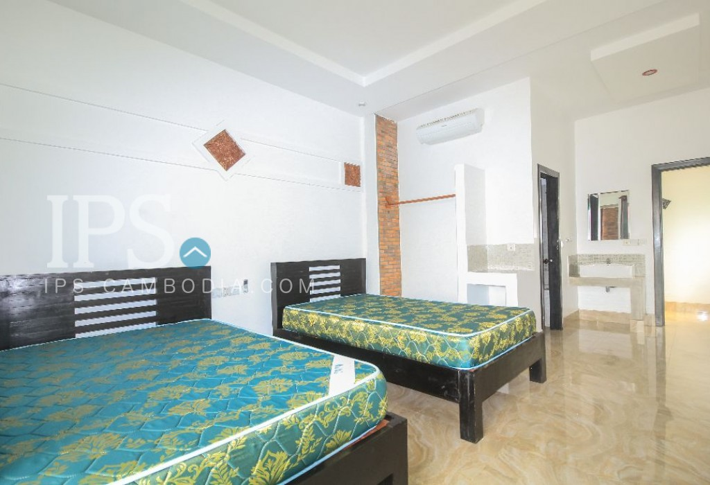 11 Bedroom Guesthouse for Rent - Siem Reap