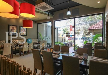 Fully Equipped Commercial Space For Rent - BKK1