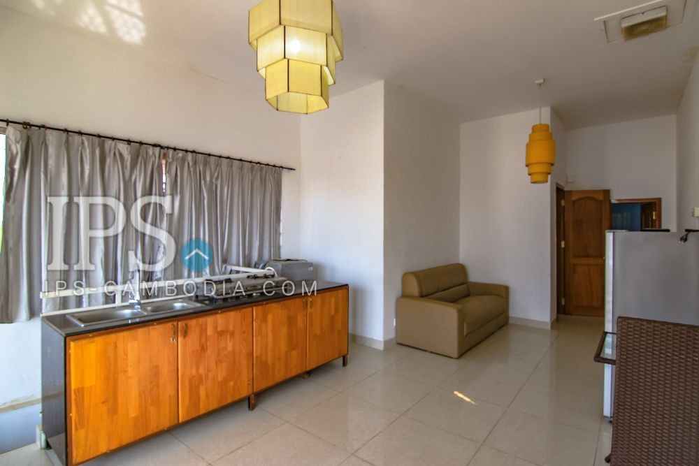 1 Bedroom Apartment for Rent - Russey Keo