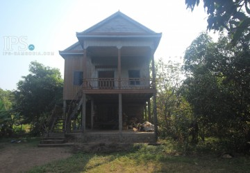 Land and House For Sale - Siem Reap