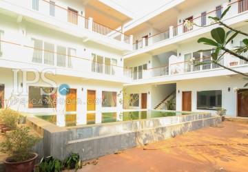 Siem Reap Apartment Building For Rent - 19 Units (1 Bedroom Flats) thumbnail