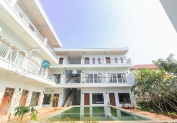 Siem Reap Apartment Building For Rent - 19 Units (1 Bedroom Flats)