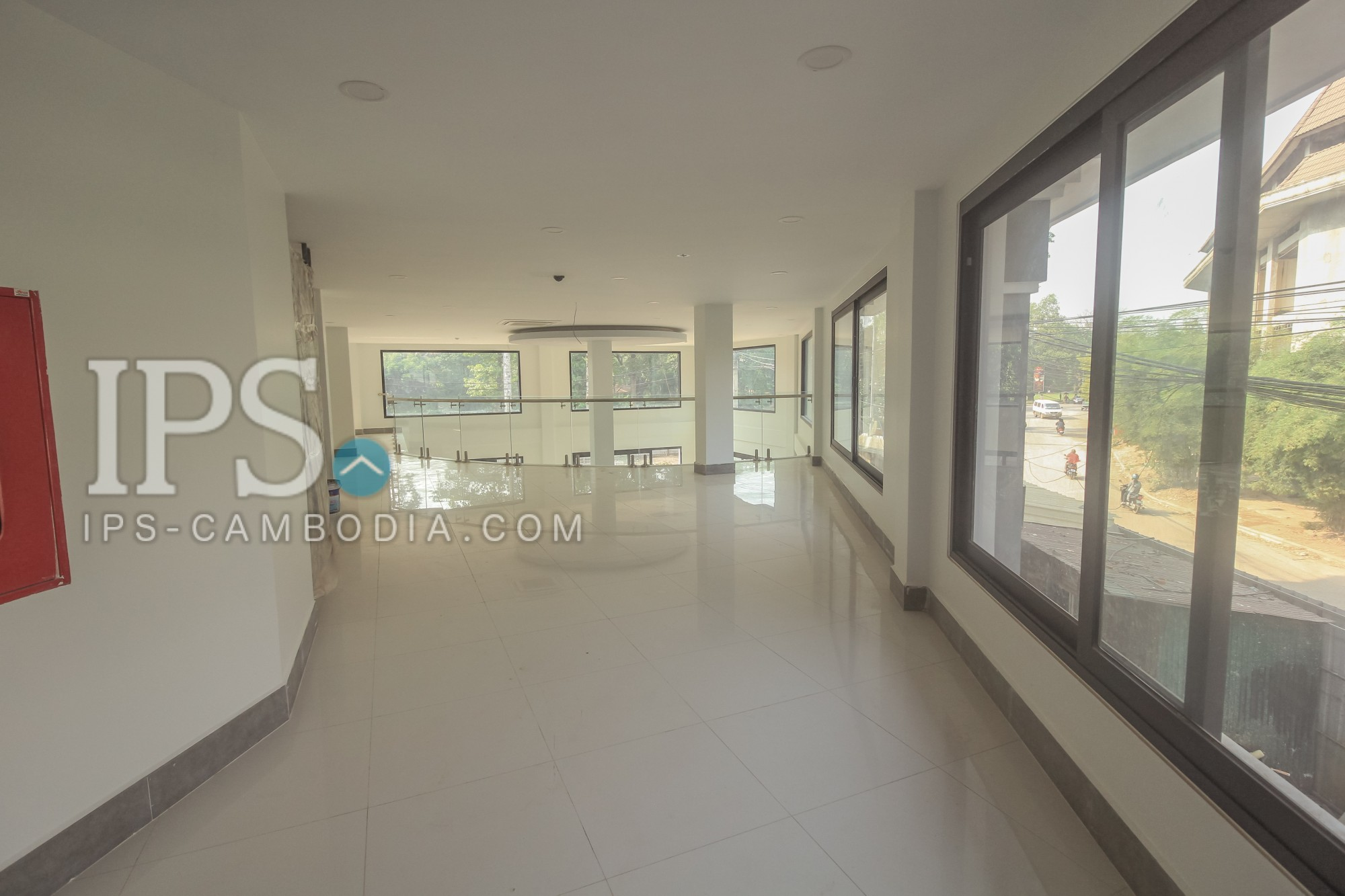 Apartment Building with Ground Floor Commercial Space for Rent - Siem Reap