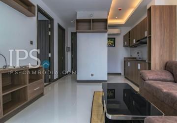 1 Bedroom Serviced Apartment for Rent - Toul Kork