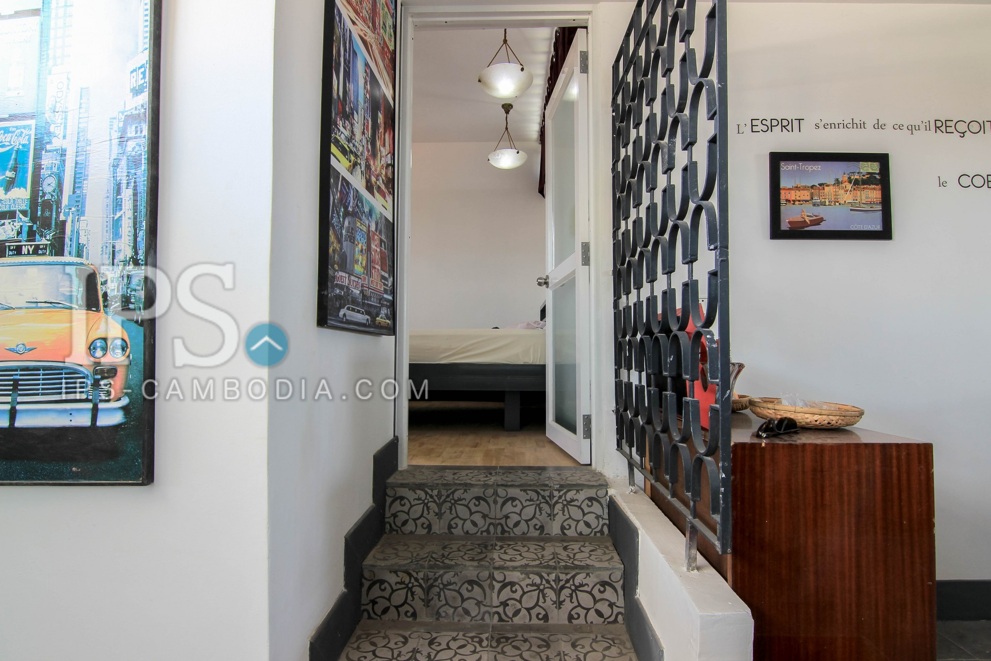 1 Bedroom Apartment with Storage Room For Sale - Mittapheap