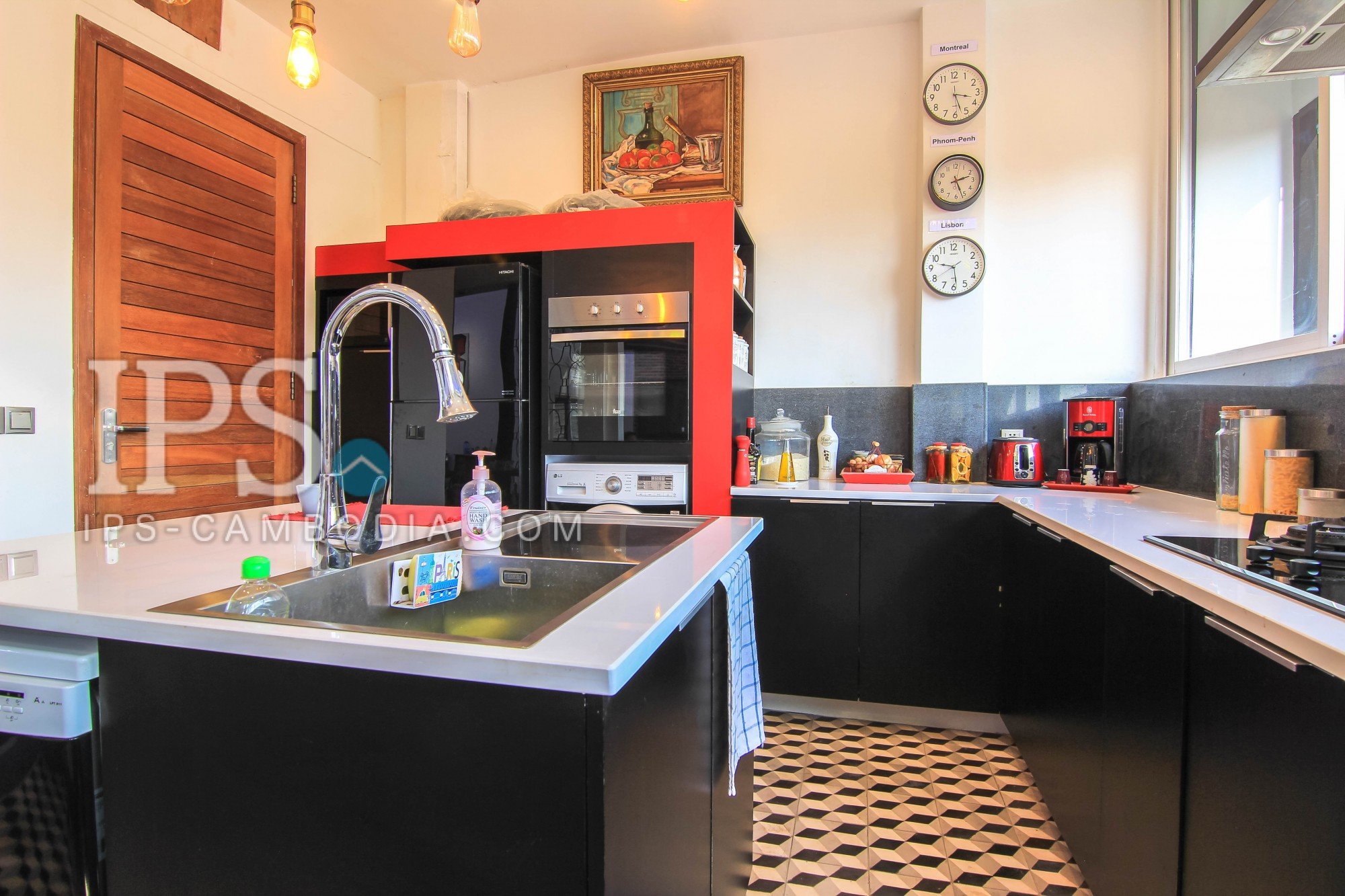 3 Bedroom Apartment/Flat For Sale - Mittapheap, Phnom Penh