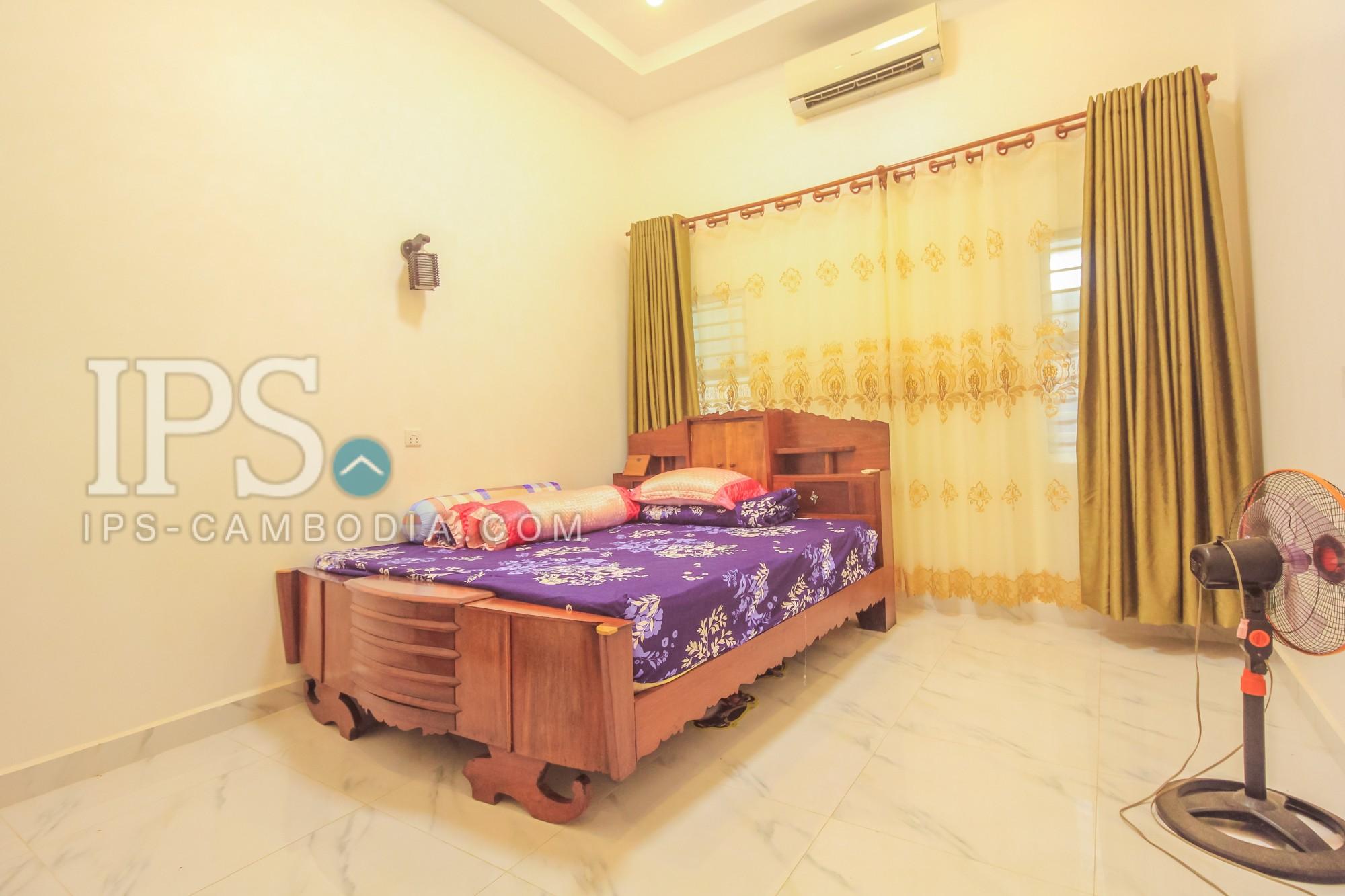 3 Bedroom Villa For Rent - Siem Reap
