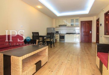 1 Bedroom Apartment/Flat For Rent - BKK1, Phnom Penh