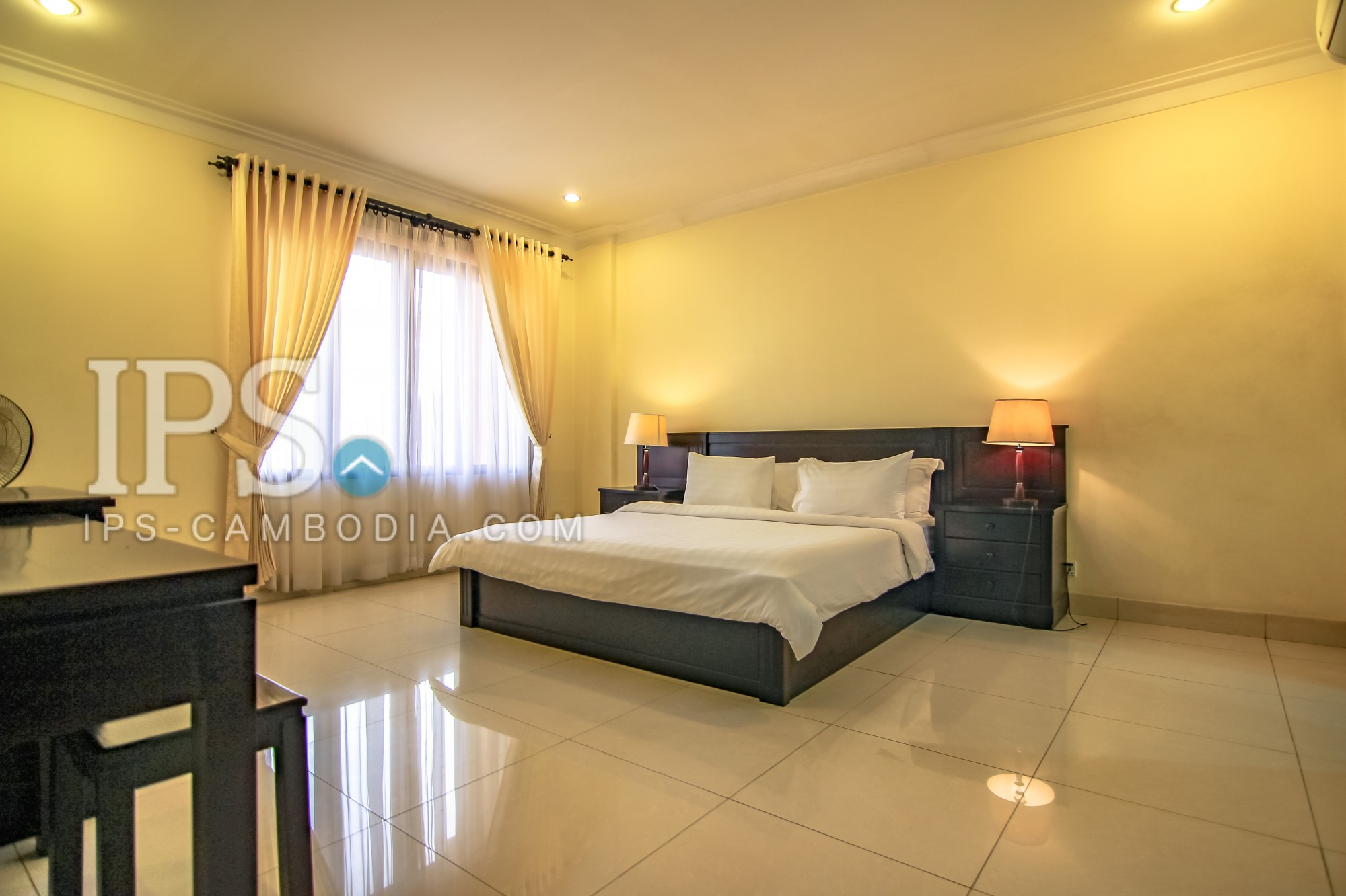 1 Bedroom Serviced Apartment for Rent - BKK1