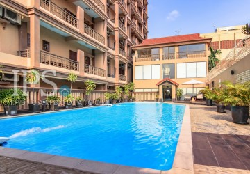 Serviced Apartment for Rent BKK1 - 3 Bedrooms thumbnail