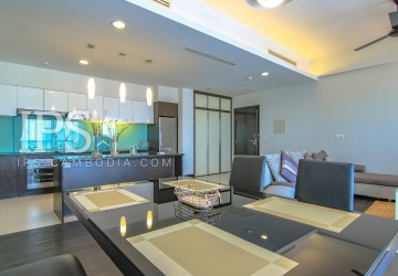 Tonle Bassac - 2 Bedrooms Apartment for Rent