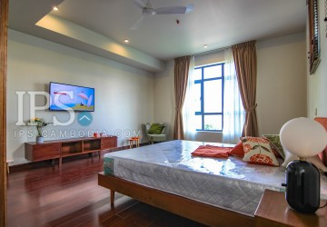 2 Bedroom Serviced Apartment for Rent - Wat Phnom  thumbnail