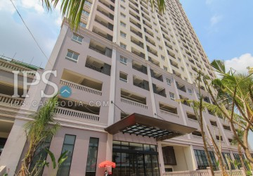1 Bedroom Apartment/Flat For Sale - Chroy Changva, Phnom Penh