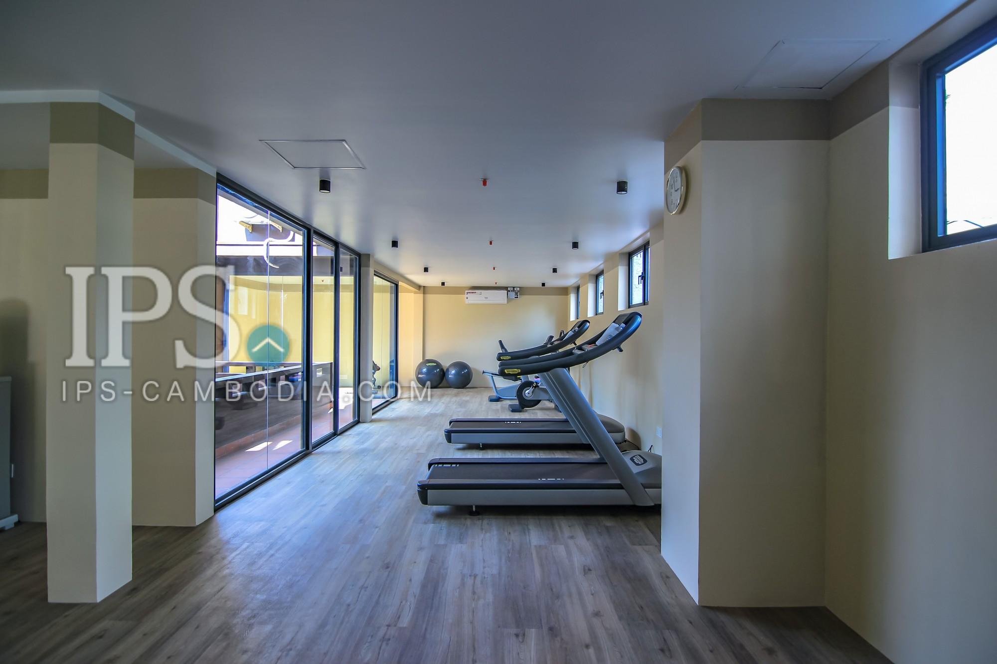 Wat Phnom - 1 Bedroom Apartment for Rent