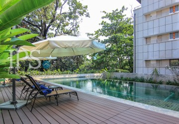 Wat Phnom - 1 Bedroom Apartment for Rent  thumbnail