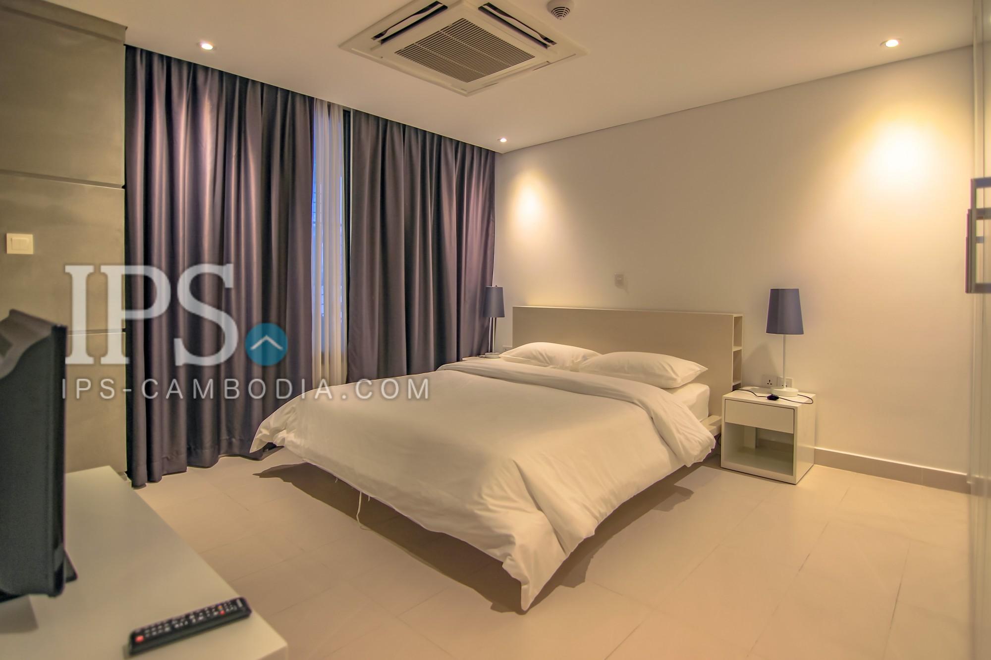 2 Bedroom Serviced Apartment for Rent - Daun Penh