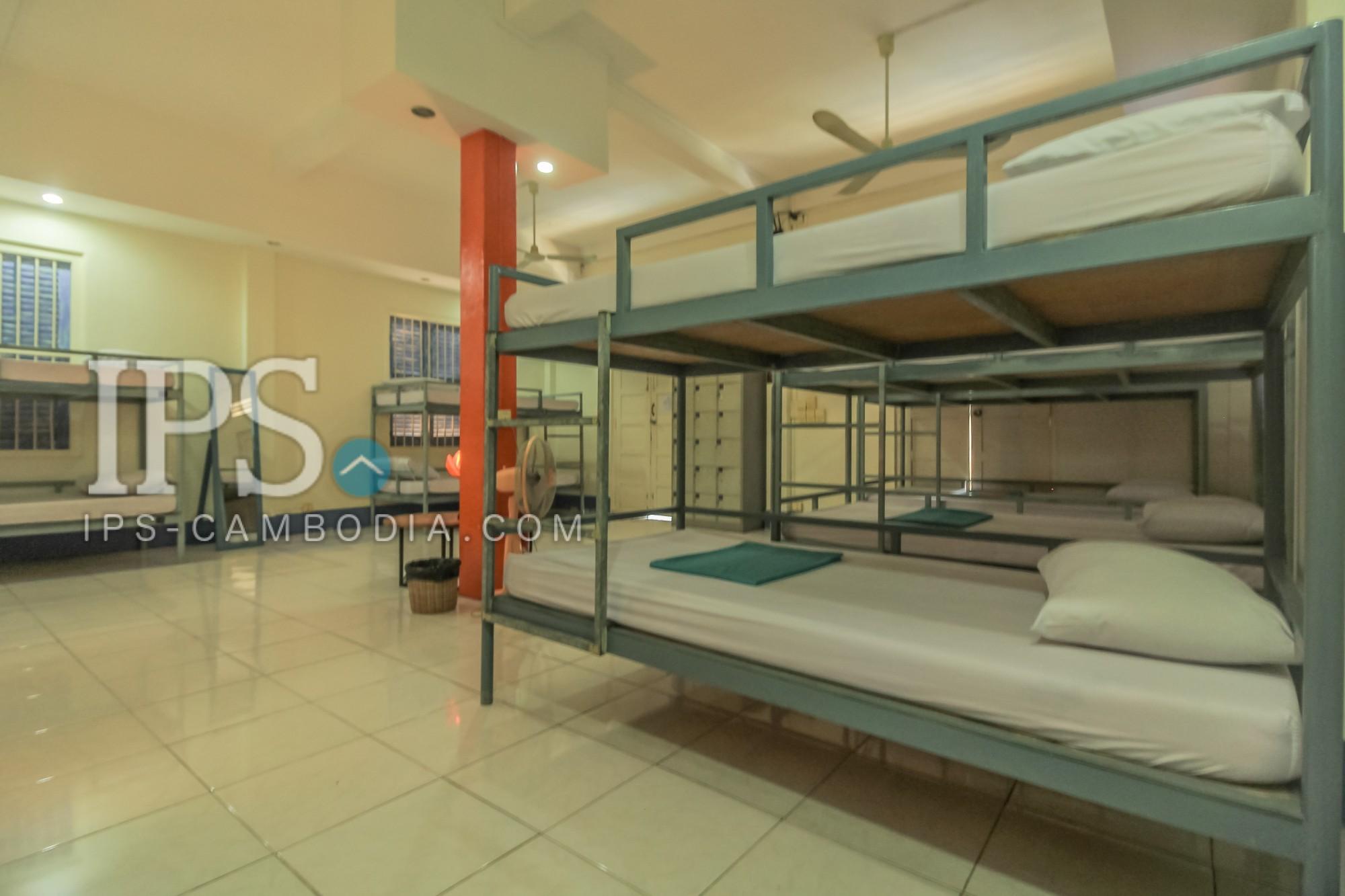 Hostel Business for Sale In Siem Reap