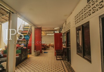 Restaurant Space For Rent - Night Market Siem Reap thumbnail