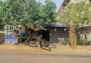 Restaurant Space For Rent - Night Market Siem Reap