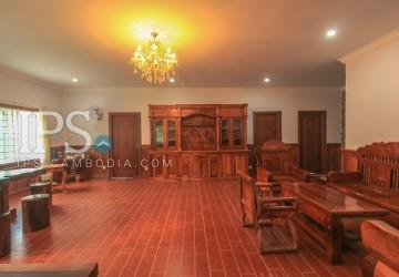 3 Bedroom Family Villa For Rent - Siem Reap thumbnail